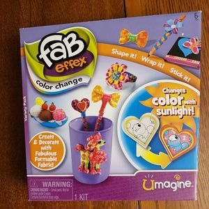 Fab Effex Formable Fabric craft kit